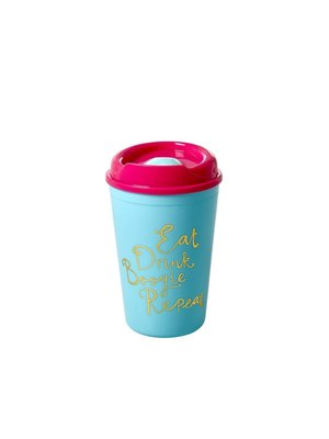 Rice Thermos Cup '18 plastic