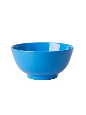 Rice Melamine kom Choose Happy - ocean blue