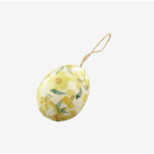 Emma Bridgewater Paas Ei blik Hang mini Daffodils