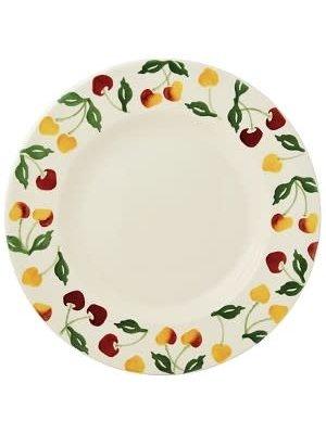 Emma Bridgewater 10.5 Plate Summer Cherries