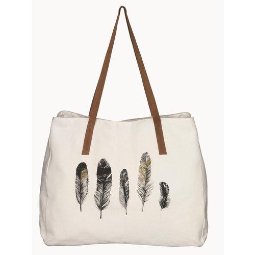 Räder Bag Favorite L Tree/Feathers