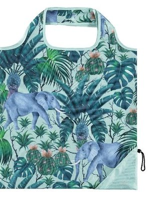 Chilly's Chilly's Shopper / Reusable bag Tropical Elephant