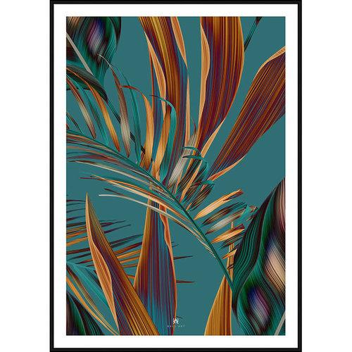 Incado Poster 50x70 Wall Art Caribean Feeling