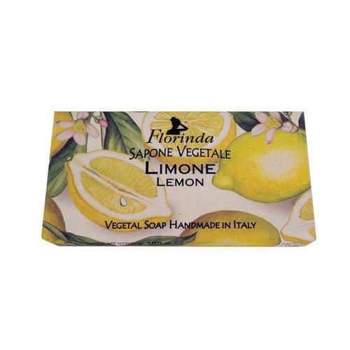 Florinda Zeep vegetal Lemon Citroen 100 gram