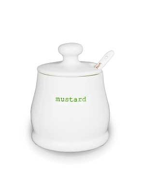Keith Brymer Jones Mosterd pot Mustard