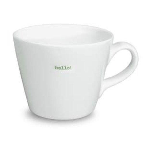 Keith Brymer Jones Bucket Mug Hello!