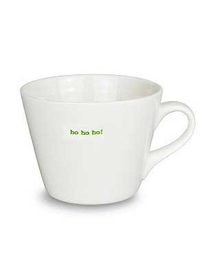 Keith Brymer Jones Bucket Mug Ho ho ho