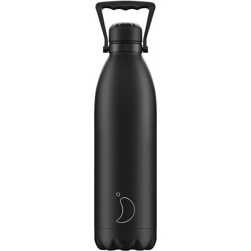 Chilly's Bottle Chilly's Bottle 1.8ltr All Black