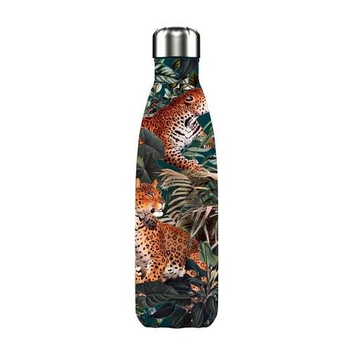 Chilly's Bottle Chilly's Bottle 500ml Tropical Leopard