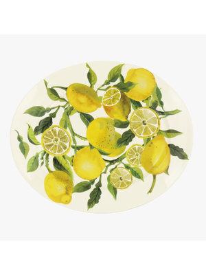 Emma Bridgewater Oval Platter M Lemons