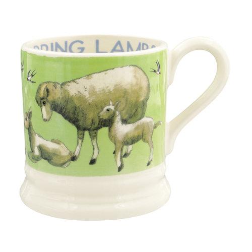 Emma Bridgewater 0.5 pt Mug Spring Lambs