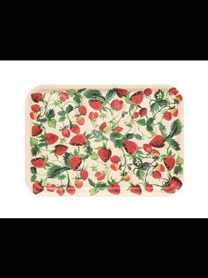 Emma Bridgewater Dienblad berk Strawberries rechthoekig