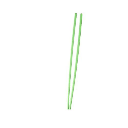 Rice Melamine Chopsticks New Classic - green set/2