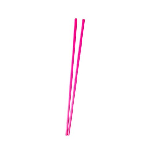 Rice Melamine Chopsticks New Classic - fuchsia set/2