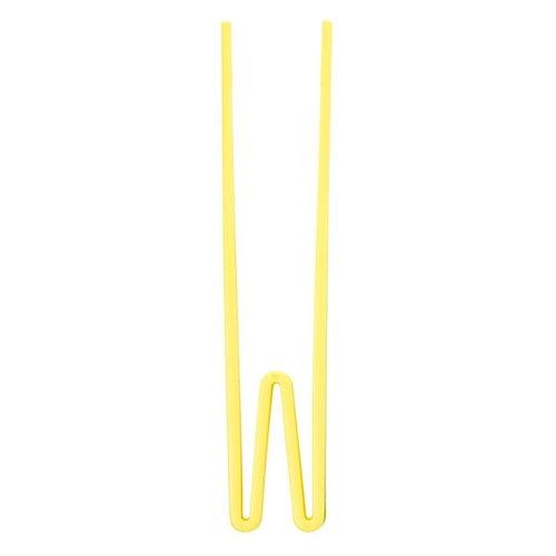 Rice Melamine Beginner Chopstick Classic pastel yellow