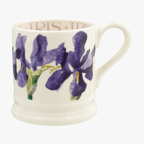 Emma Bridgewater 0.5 pt Mug Blue Iris