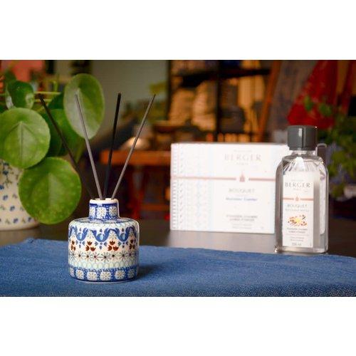 Bunzlau Castle Maison Berger Huisparfum giftset Amber Powder Marrakesh 200ml