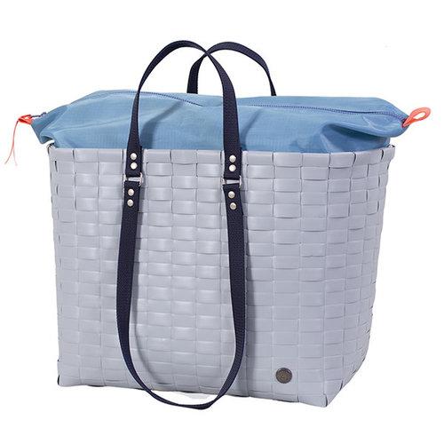 Handed By Shopper Go! Sport Leisure bag L Steel Grey