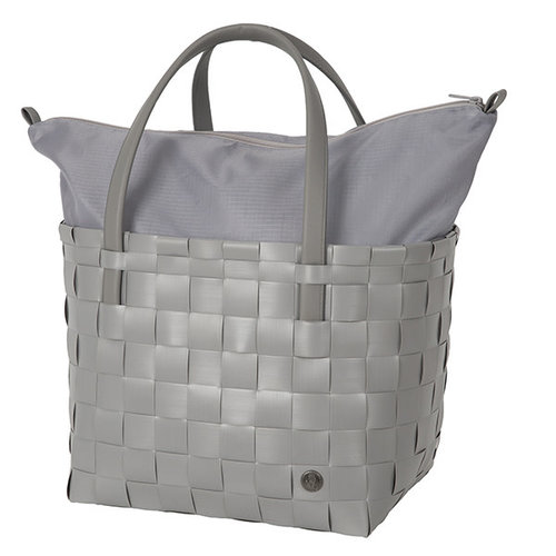 Handed By Shopper Color Deluxe Brushed Grey