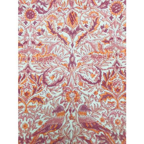 Rozablue Tafellaken 180x270 Birdz roza