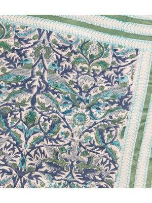 Rozablue Tafellaken 180x270 Birdz blue