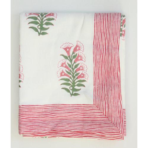 Rozablue Tafellaken 180x270 Sage roza