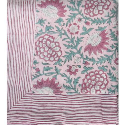 Rozablue Tafellaken 180x270 Sunnny day roza