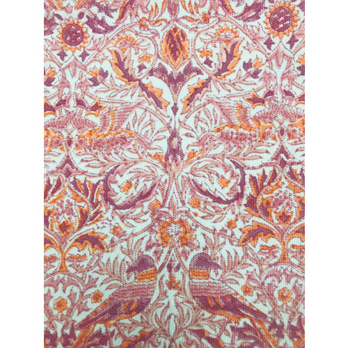 Rozablue Tafellaken 180x340 Birdz roza