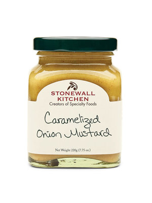 Stonewall Kitchen Caramelized Onion mustard 237ml