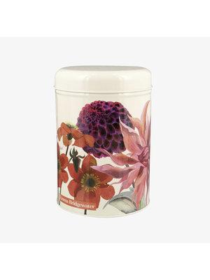 Emma Bridgewater Caddy blik Flowers - Dahlias