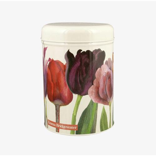 Emma Bridgewater Caddy blik Flowers - Tulips