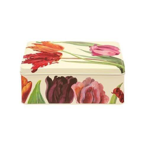 Emma Bridgewater Blik rechthoekig Flowers - Tulips