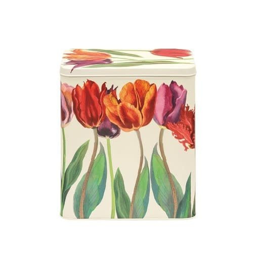 Emma Bridgewater Caddy blik XL Flowers
