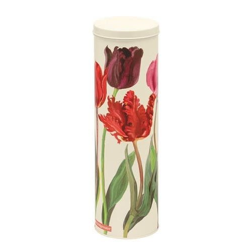 Emma Bridgewater Spaghetti / Wijn blik Flowers - Tulips