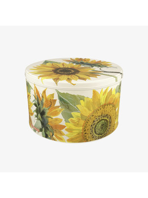 Emma Bridgewater Cake blik L Flowers - Sunflowers