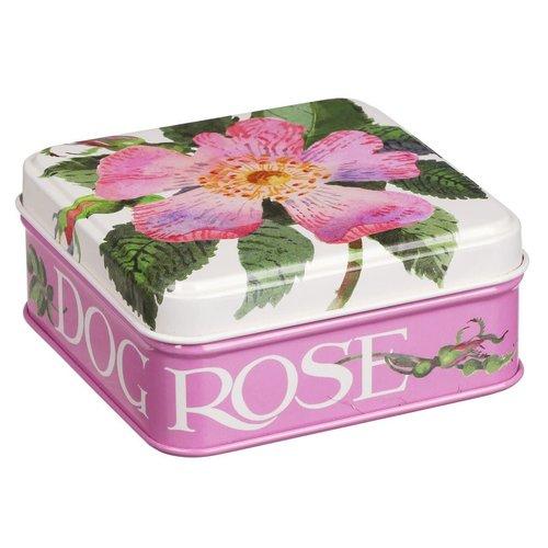 Emma Bridgewater Pocket blik Flowers - Dog Rose