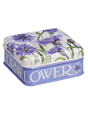 Emma Bridgewater Pocket blik Flowers - Cornflower
