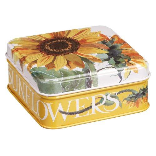 Emma Bridgewater Pocket blik Flowers - Sunflowers