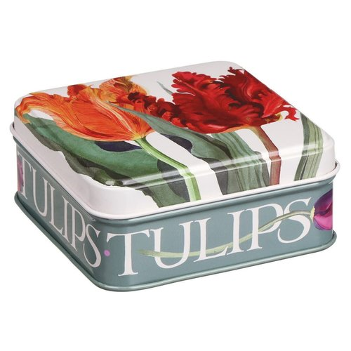 Emma Bridgewater Pocket blik Flowers - Tulips