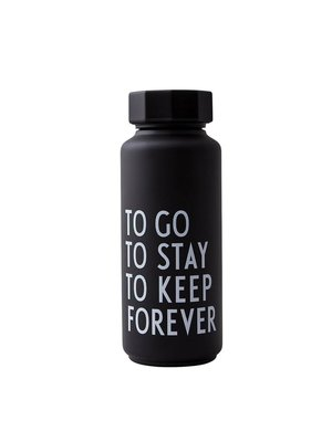 Design Letters Thermos 500ml Special Edition To Go black