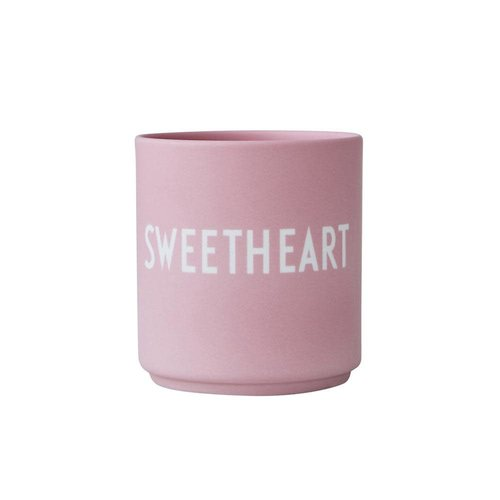Design Letters Mok Favourite Pink Sweetheart