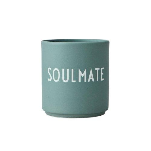 Design Letters Mok Favourite Dark Green Soulmate