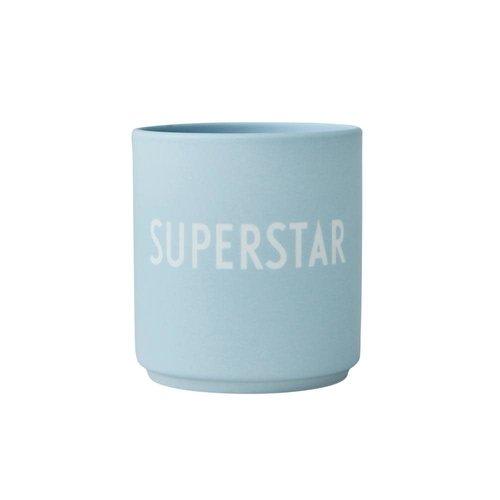 Design Letters Mok Favourite Light Blue Superstar