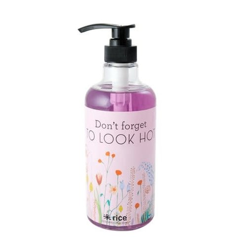 Rice Afwasmiddel lavendel 700ml - Don't Forget To Look Hot