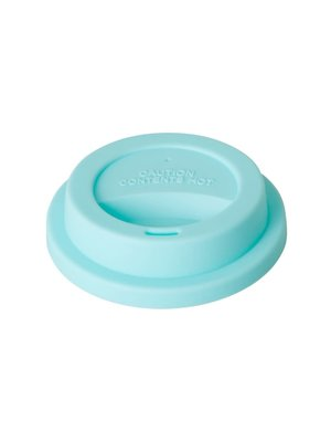 Rice Deksel Silicone voor Tall beker mint