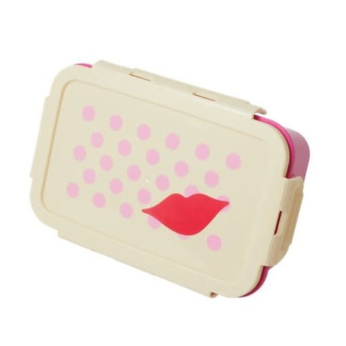 Rice Lunchbox met 3 inserts Kiss