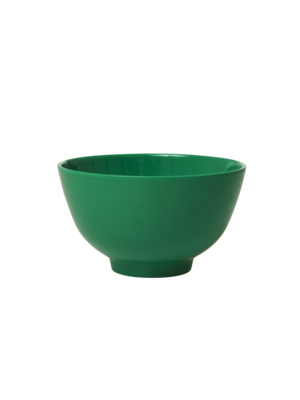 Rice Melamine kom small Disco Ball - green