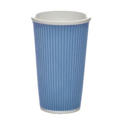 Les Artistes Koffie mok 45cl Airy Blue