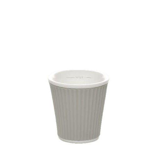 Les Artistes Espresso Mok 10cl Light Grey