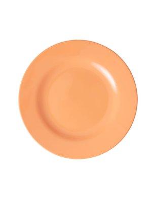 Rice Melamine lunch bord Disco Ball - apricot